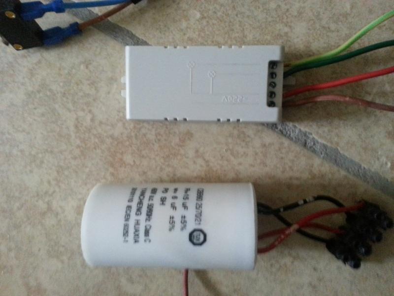 mettre une telecommande radio sur un treuil avec commande a fil 20140210