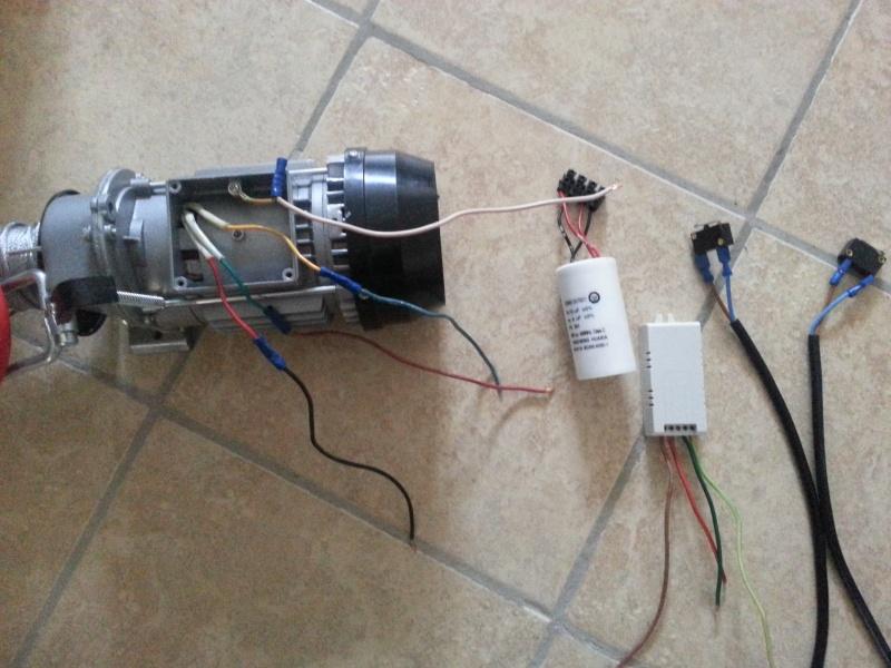 mettre une telecommande radio sur un treuil avec commande a fil 20140211