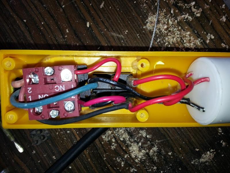 mettre une telecommande radio sur un treuil avec commande a fil 20140212