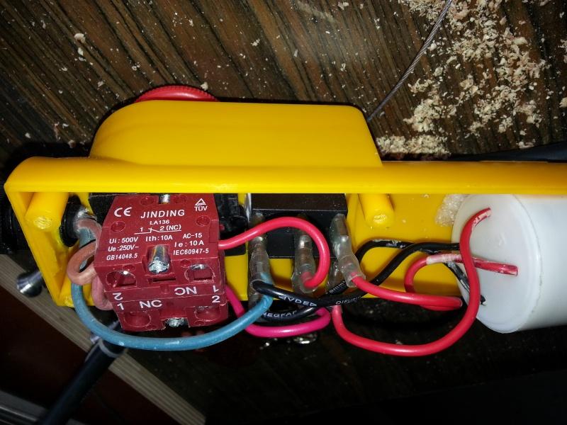 mettre une telecommande radio sur un treuil avec commande a fil 20140213