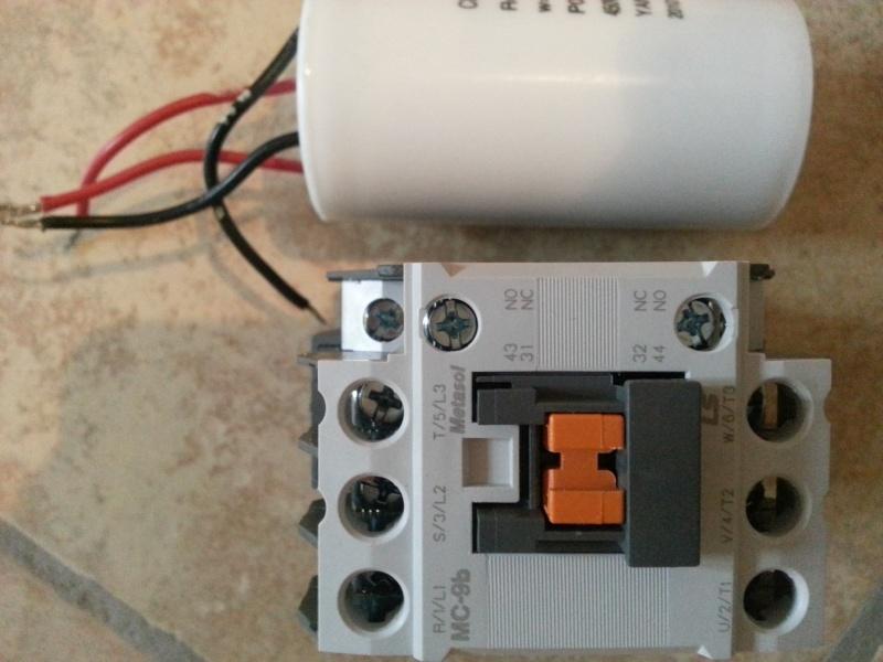 mettre une telecommande radio sur un treuil avec commande a fil 20140216