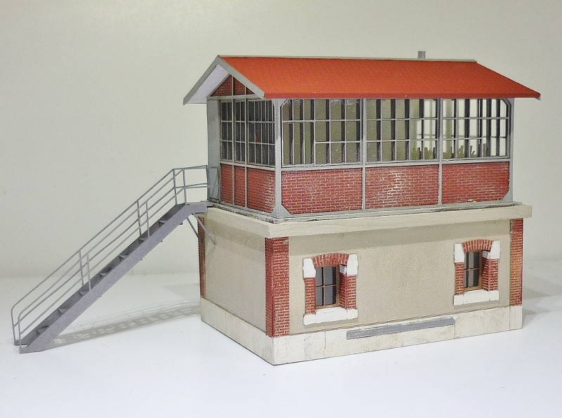 [Architecture & Passion] Gare de Landeyrat au 1/87ème 87462610