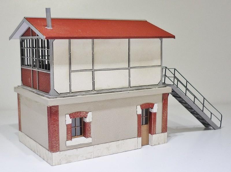 [Architecture & Passion] Gare de Landeyrat au 1/87ème 87462611