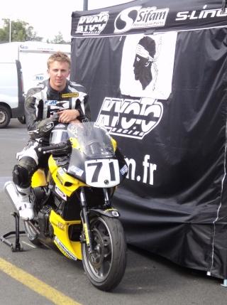 [Pit Laners en course] Pierre Sambardier (Championnat de France Supersport) Dsc00813