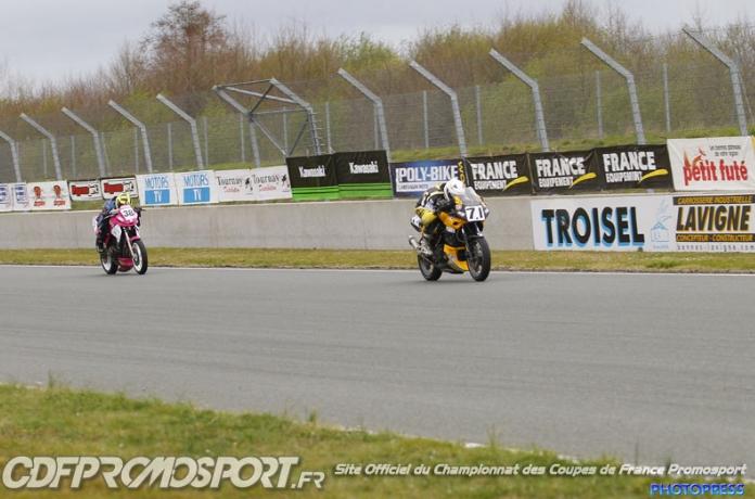 [Pit Laners en course] Pierre Sambardier (Championnat de France Supersport) Ligned10