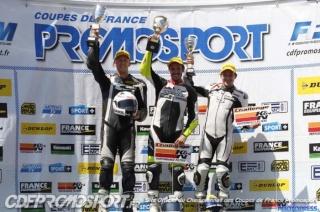 [Pit Laners en course] Pierre Sambardier (Championnat de France Supersport) Podium11