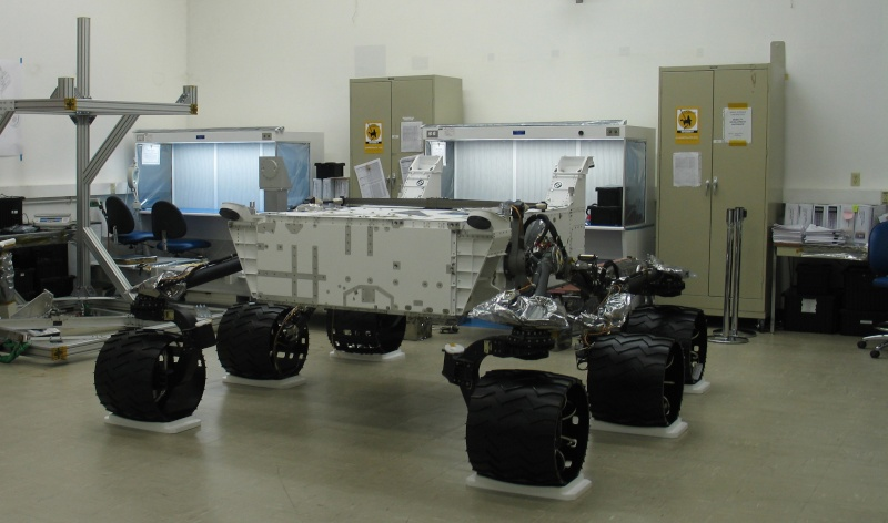 Curiosity / MSL (Mars Science Laboratory) 20080810
