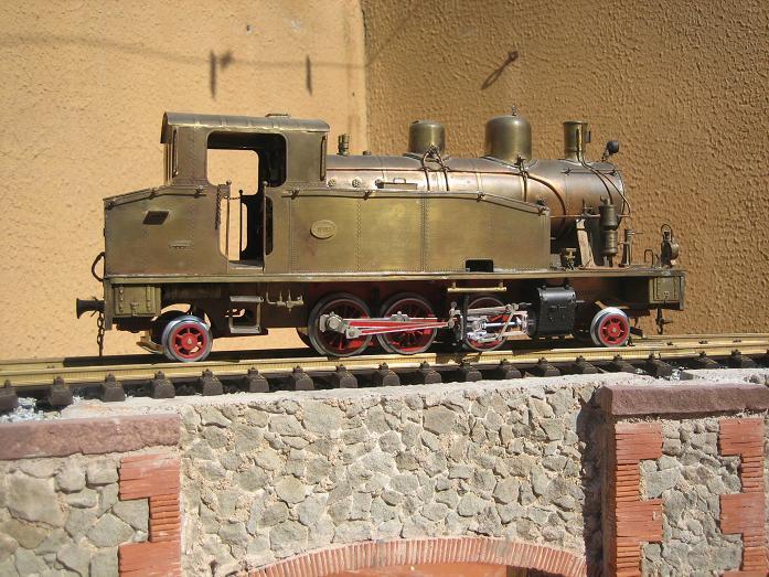 El tren d'Olot-Girona Img_2923