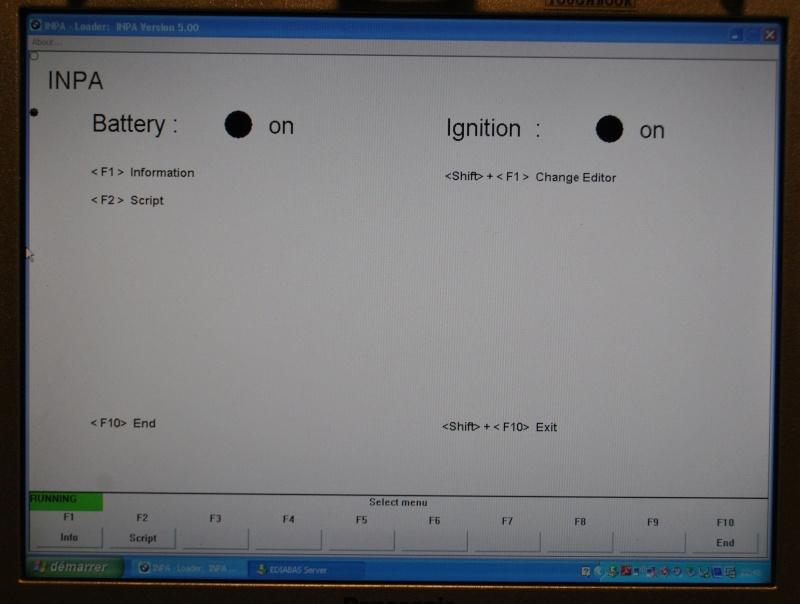 Problème installation du fichier ISO pour le programme INPA Inpa_a10
