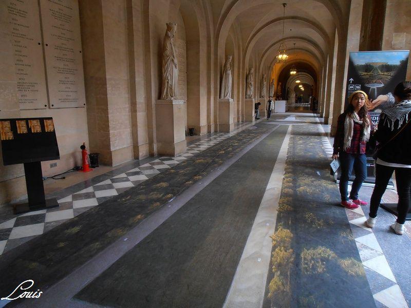 Exposition et Année André Le Nôtre à Versailles en 2013 Pa220610