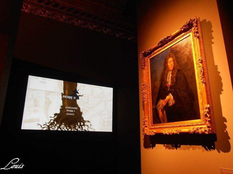 Exposition et Année André Le Nôtre à Versailles en 2013 Pa220614