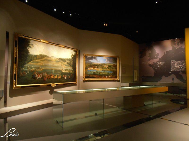 Exposition et Année André Le Nôtre à Versailles en 2013 Pa220617