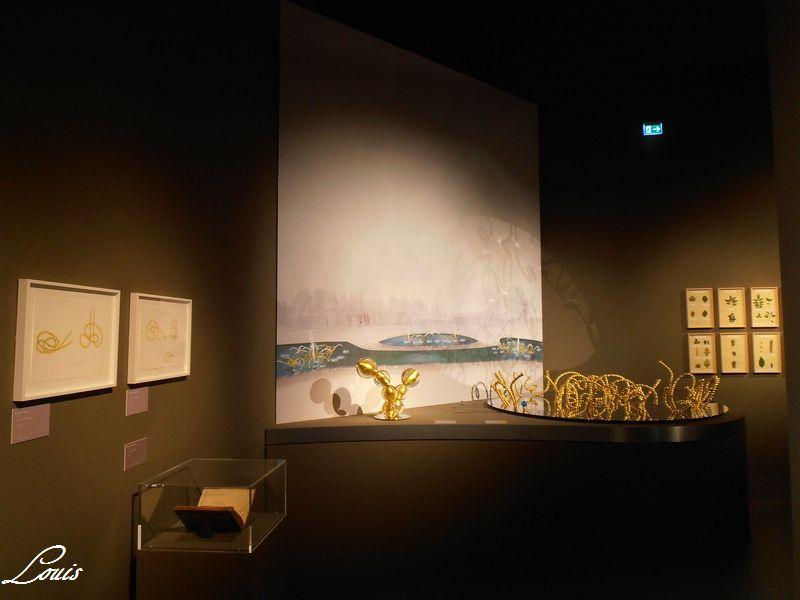 Exposition et Année André Le Nôtre à Versailles en 2013 Pa220623