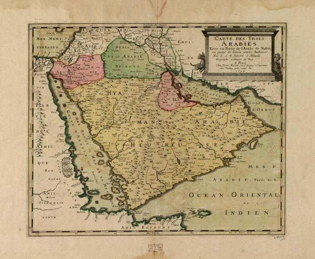 Dossier Février 2014 : Les Religions Préislamiques de la Péninsule Arabique 5810