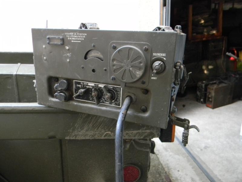 Radio BC 659 avec alimentation Dscn7612
