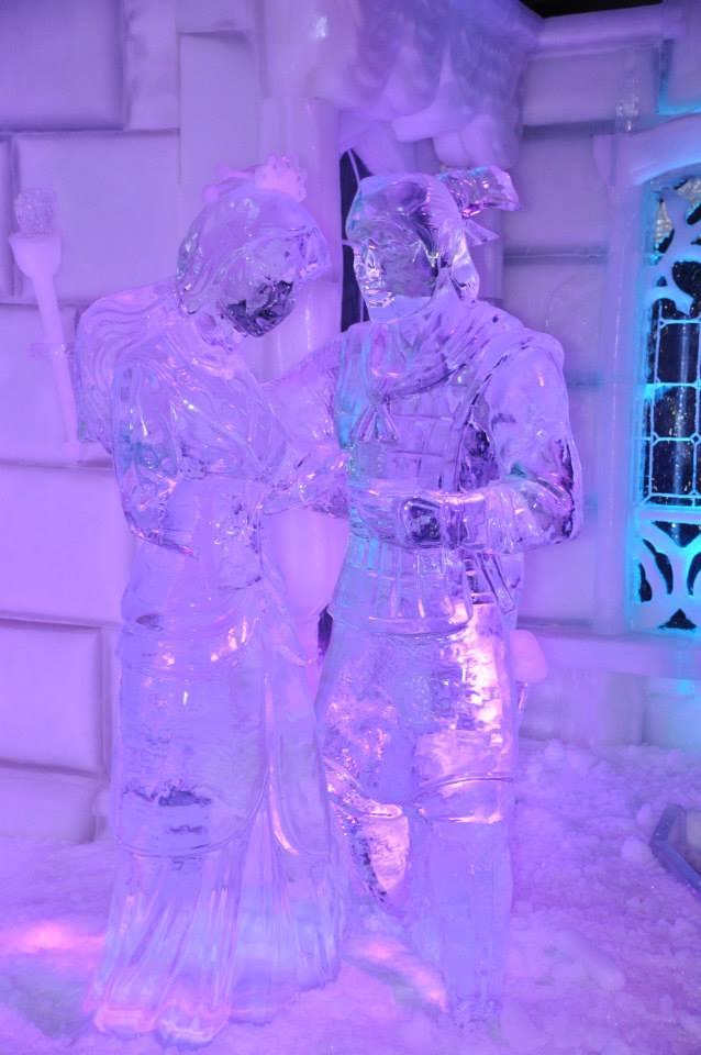 scuplture sur glaces disney bruges 2013 11709110