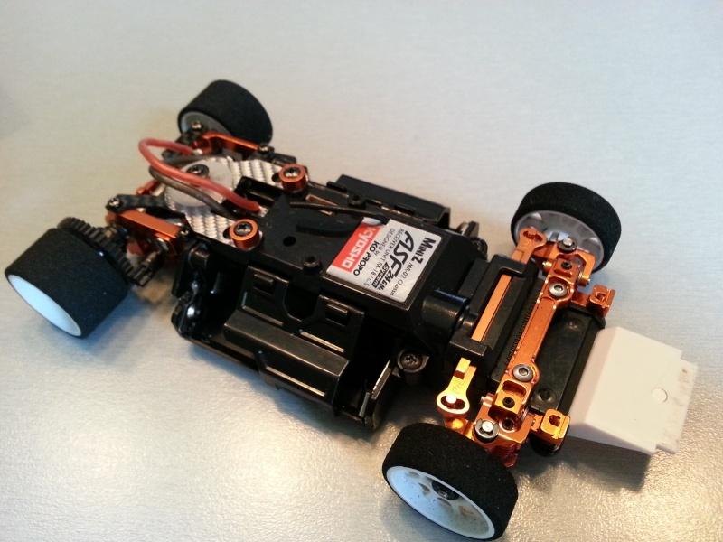 Platine origine 2.4ghz et moteur 20140134