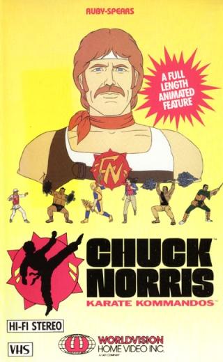 Dossier Chuck Norris - Karate Kommandos 78747410