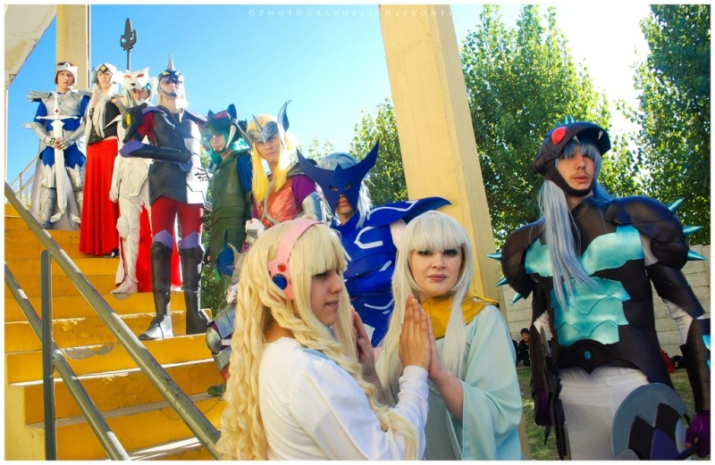 Cosplays Go ! - Page 4 Saint_37