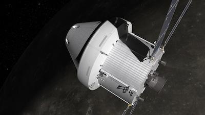 Le module de service pour Orion 21mpcv10