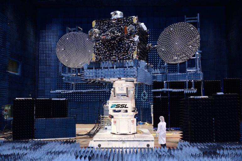 Lancement Ariane 5 ECA VA218 / Measat 3B + Optus 10  - 11 septembre 2014 Optus210