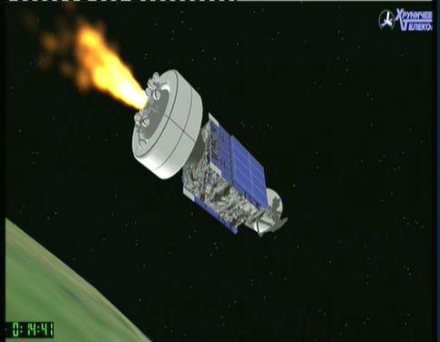 Lancement Proton-M / Sirius-FM6 - 25 octobre 2013 - Page 2 Tir_pr15