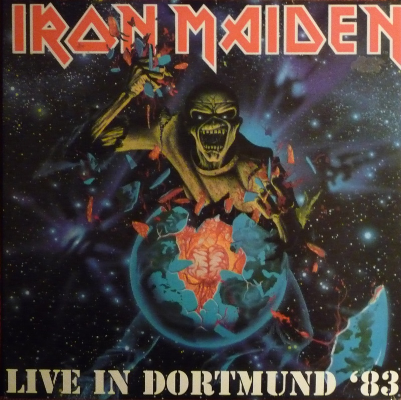 CD/DVD/LP achats - Page 7 Ironma12