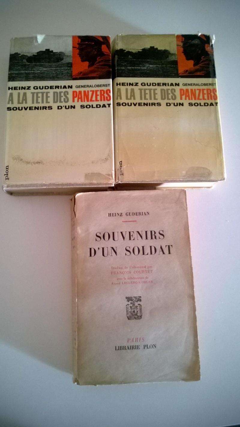 Thème de collection : Les généraux allemands : Heinz Guderian Wp_20142