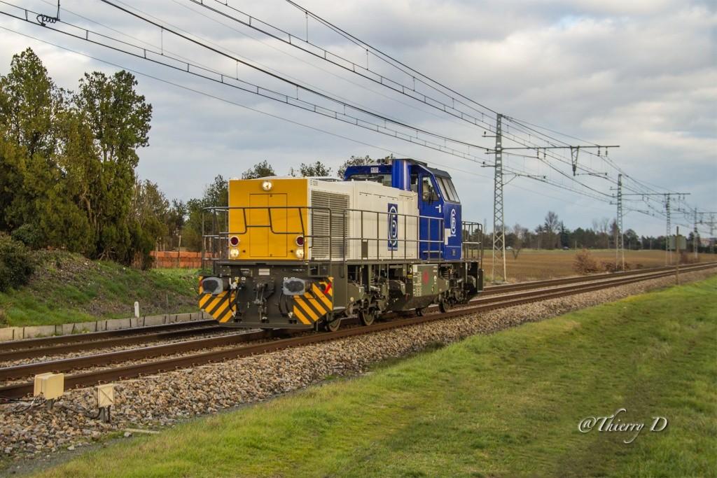 Photos et vidéos de la ligne Bordeaux - Toulouse - Narbonne - Sète (Fil 3) - Page 12 2013_011