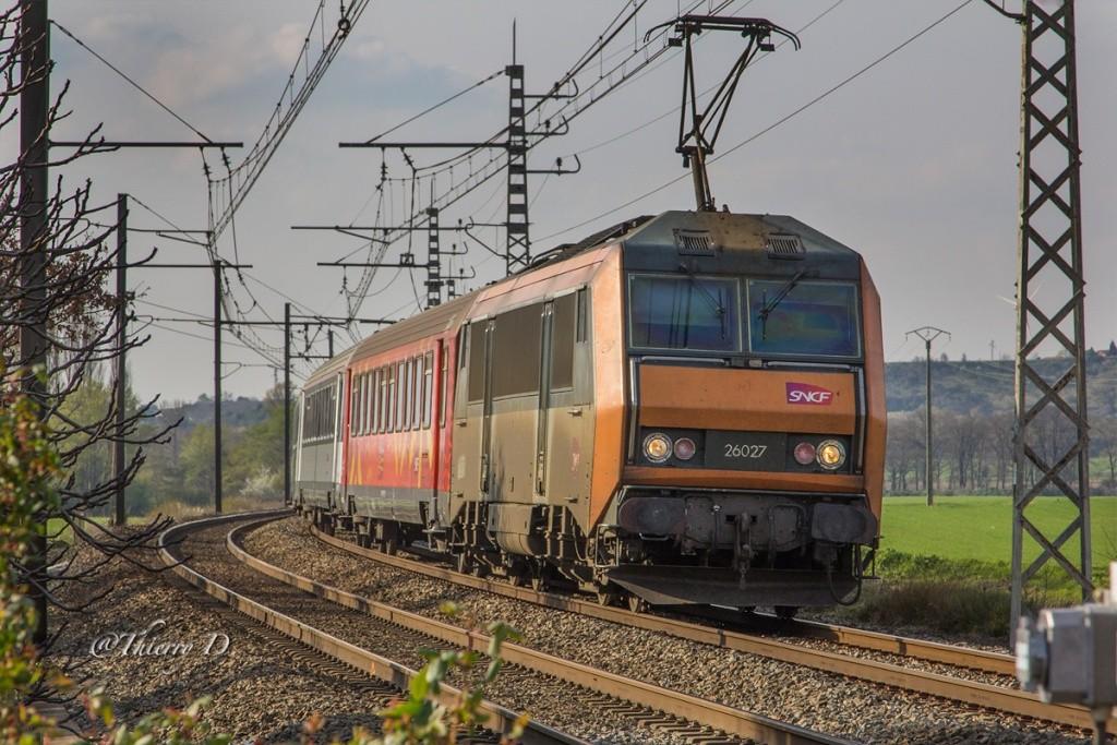 Photos et vidéos de la ligne Bordeaux - Toulouse - Narbonne - Sète (Fil 3) - Page 8 2014_011