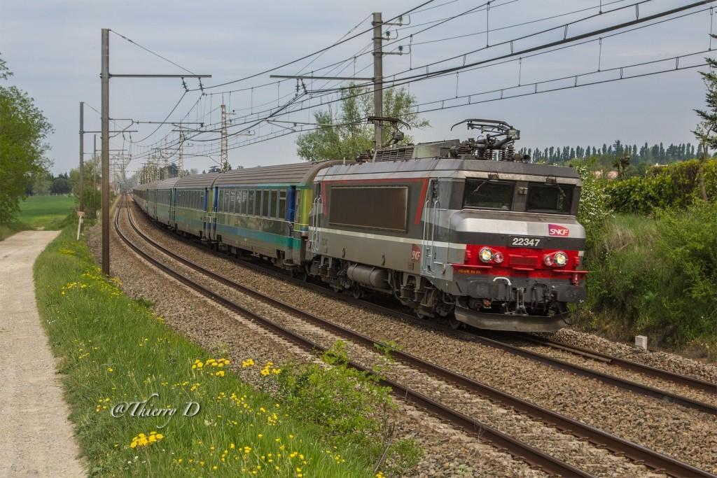 Photos et vidéos de la ligne Bordeaux - Toulouse - Narbonne - Sète (Fil 3) - Page 12 2014_014