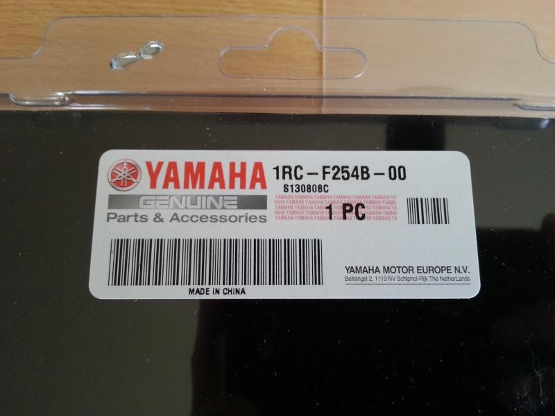 Infos sur la prise accessoire d'origine Yamaha 20140155