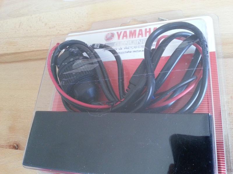 Infos sur la prise accessoire d'origine Yamaha 20140156