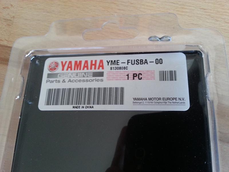 Infos sur la prise accessoire d'origine Yamaha 20140158