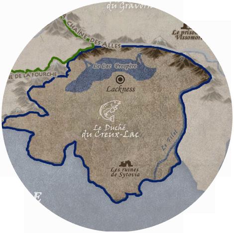Le Creux-lac : Duché du Sud Lac11