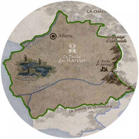 Le Marvier : Duché de l'Ouest Marv10