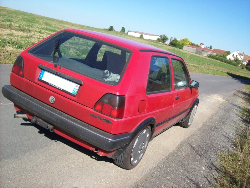 Golf(s) gtd - The red one ... - Page 2 100_0012