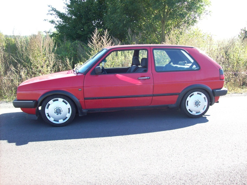 Golf(s) gtd - The red one ... - Page 2 100_0014