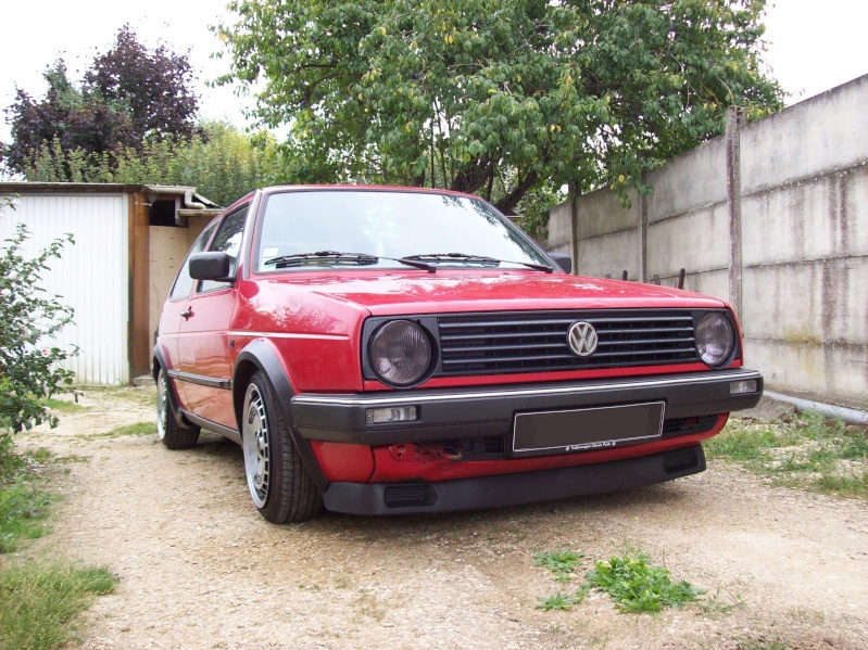 Golf(s) gtd - The red one ... - Page 2 100_6210