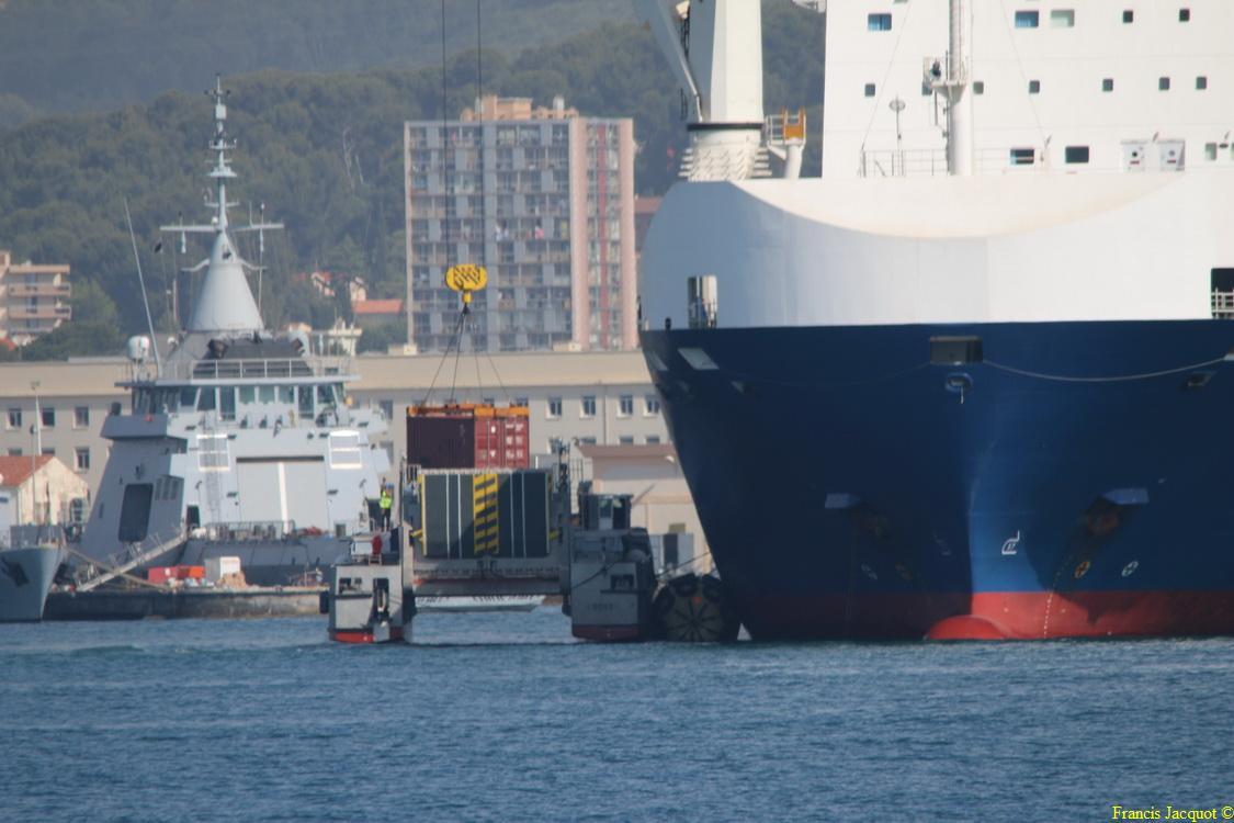 Le navire MN TANGARA 0224