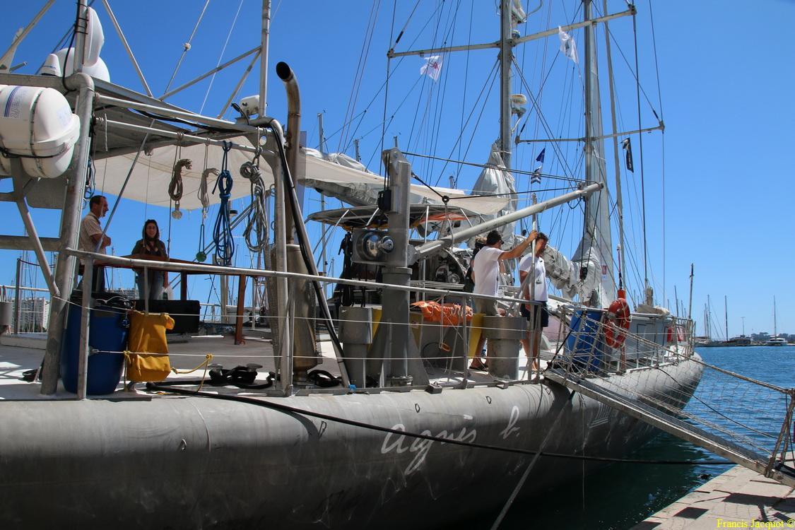 Voilier océanographique TARA 0423