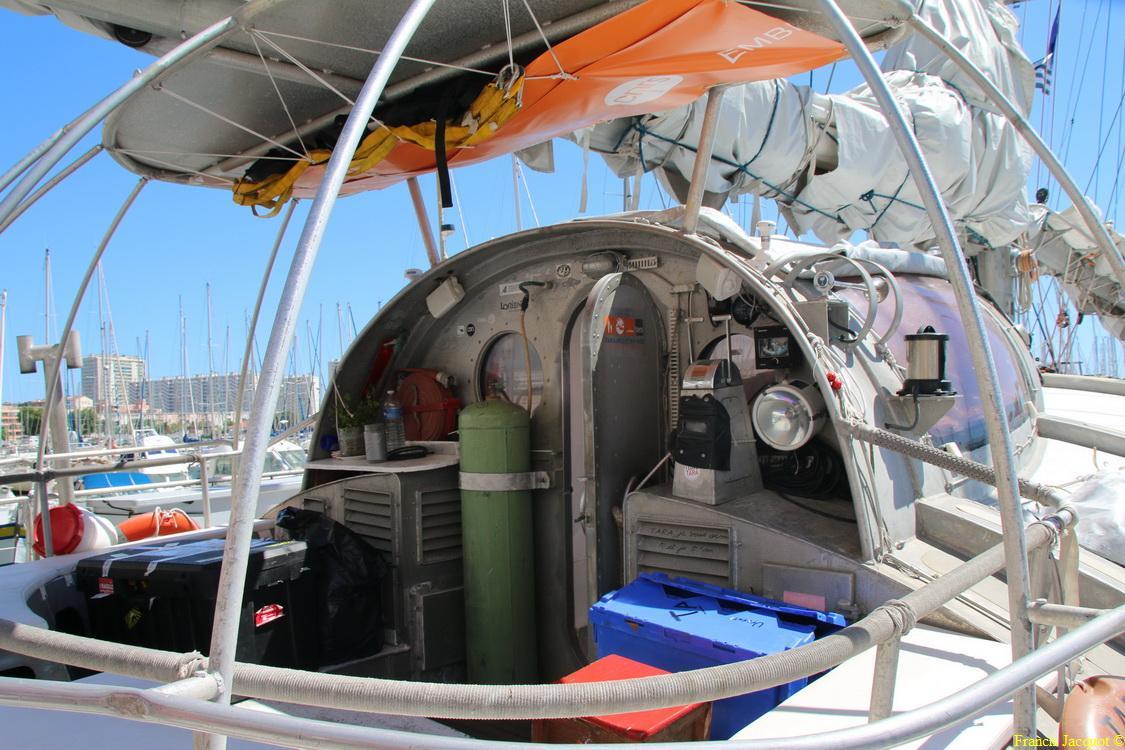 Voilier océanographique TARA 0523