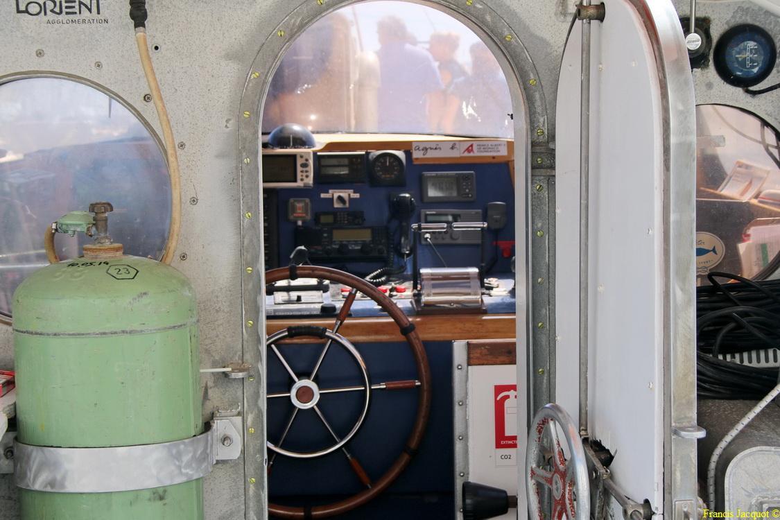 Voilier océanographique TARA 0623
