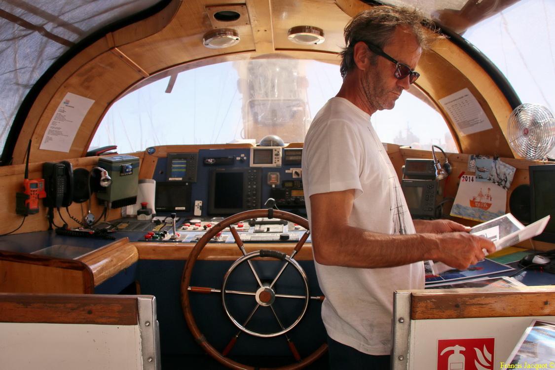 Voilier océanographique TARA 0723