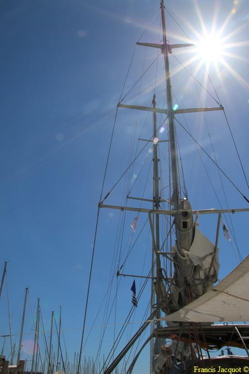 Voilier océanographique TARA 0821