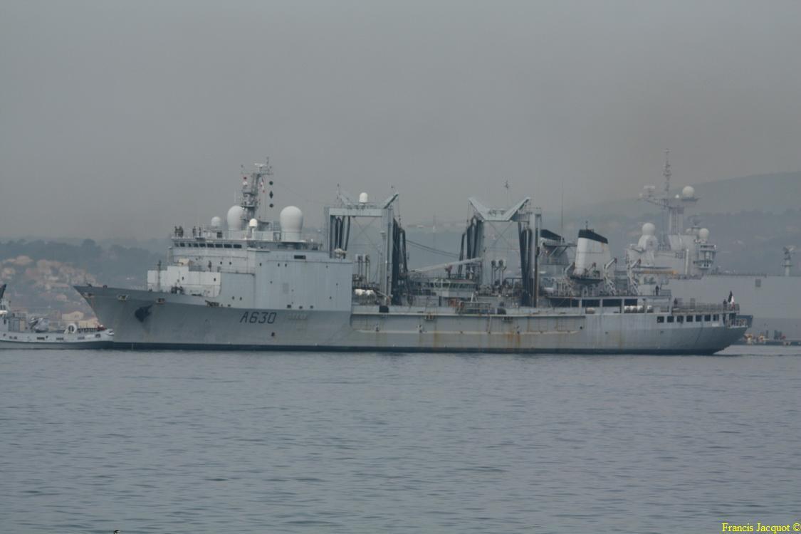 [Les ports militaires de métropole] Port de Toulon - TOME 1 - Page 6 2212