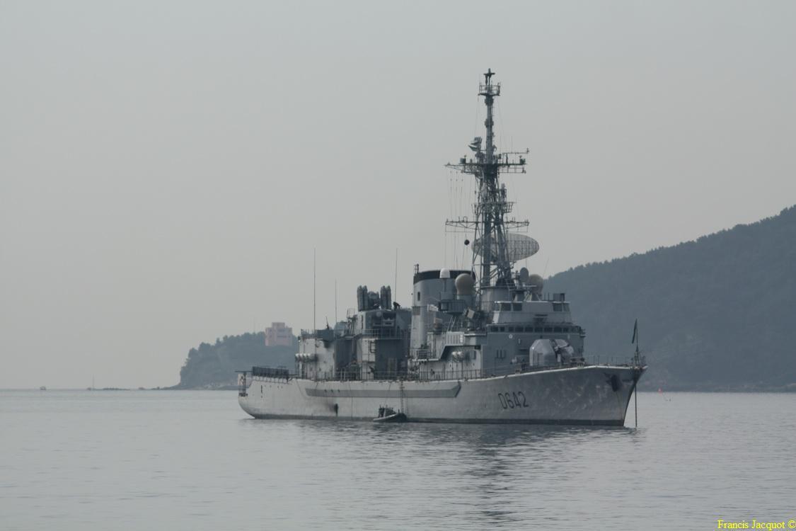 [Les ports militaires de métropole] Port de Toulon - TOME 1 - Page 6 2612