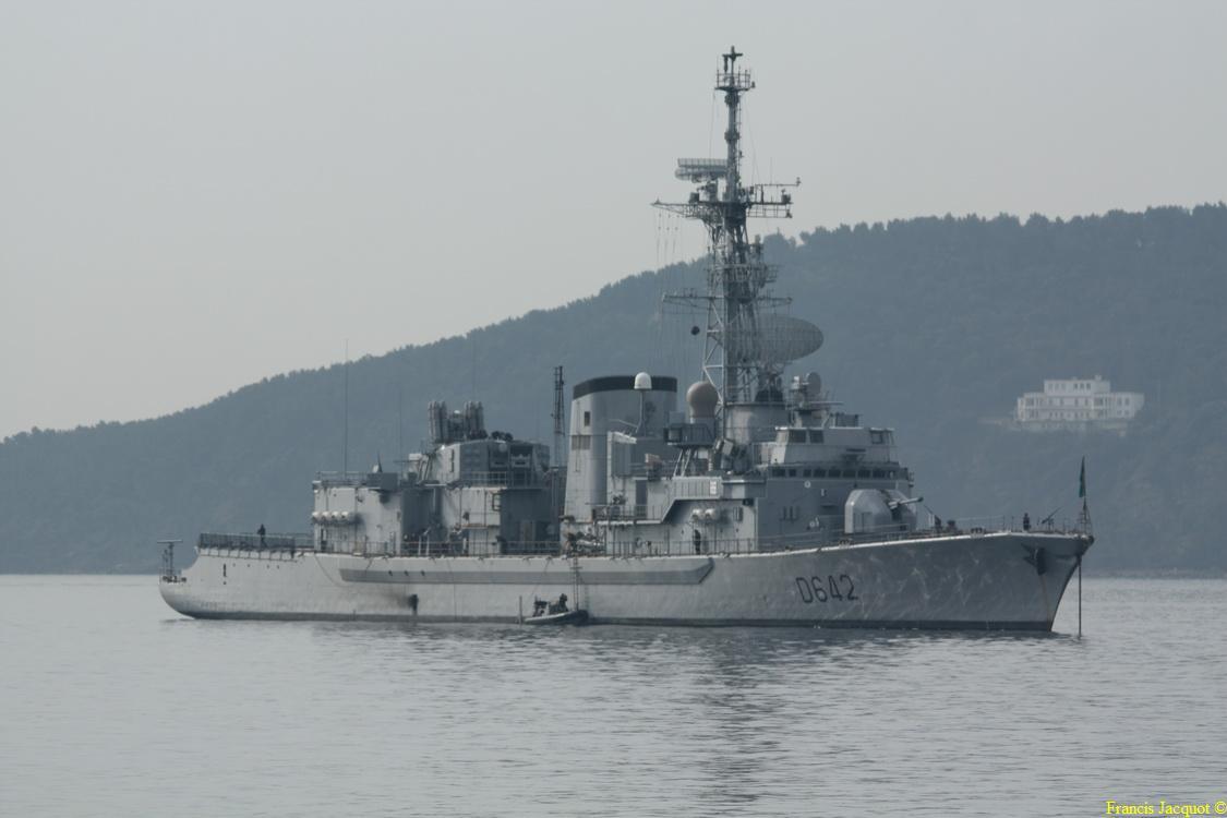 [Les ports militaires de métropole] Port de Toulon - TOME 1 - Page 6 2812