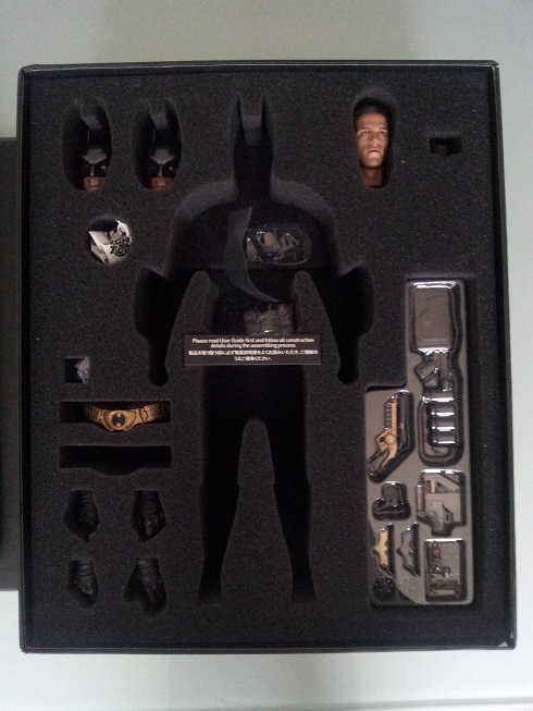Collection du Cpt.Speirs ( HOT TOYS ). 410
