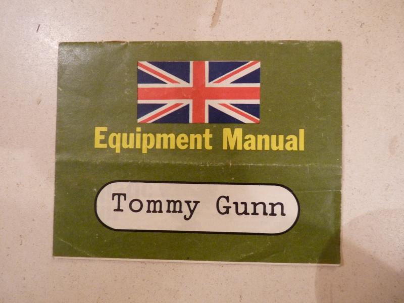 Tommy Gunn Paperwork P1070817